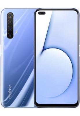 Смартфон realme X50 5G 6/128GB Ice Silver