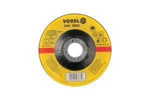 Диски шлифовальные по металлу Vorel