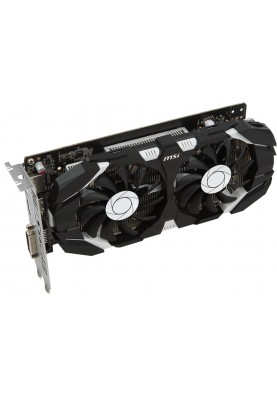 Видеокарта MSI GeForce GTX 1050 TI 4GT OC 4GB GDDR5