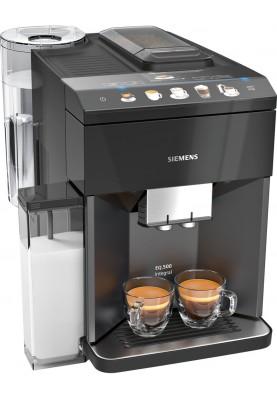 Кофемашина автоматическая Siemens EQ.500 integral black TQ505R09