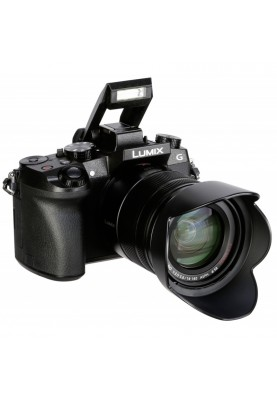 Фотоаппарат Panasonic Lumix DMC-G70 Kit black + 14-140
