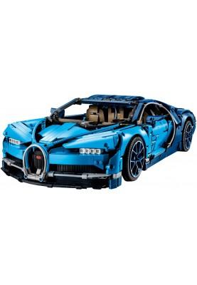 Авто-конструктор LEGO Technic Bugatti Chiron Бугатти (42083)