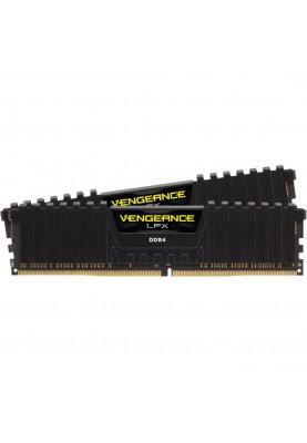Память Corsair 32 GB (2x16GB) DDR4 3600 MHz Vengeance LPX Black (CMK32GX4M2K3600C19)