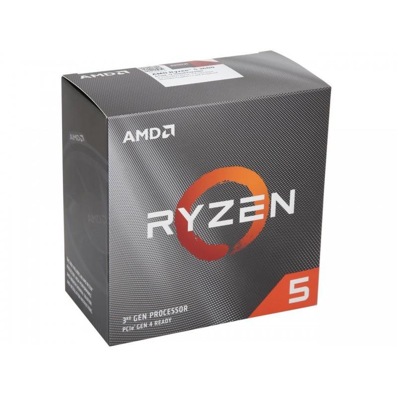 Процессор AMD Ryzen 5 3600 (100-100000031BOX) - Tehnopostavka