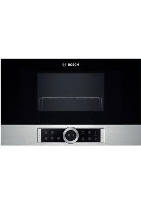 Микроволновая печь с грилем Bosch BEL634GS1