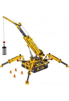 Авто-конструктор LEGO Technic Подъемный гусеничный кран Compact Crawler Crane (42097)