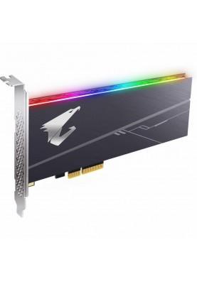 SSD накопитель GIGABYTE AORUS RGB AIC 1 TB (GP-ASACNE2100TTTDR)