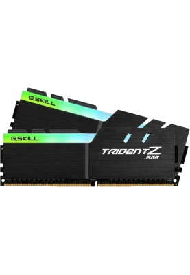 Память G.Skill 32 GB (2x16GB) DDR4 3600 MHz Trident Z RGB (F4-3600C18D-32GTZR)