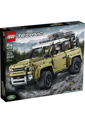 Авто-конструктор LEGO TECHNIC Land Rover Defender (42110)