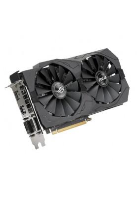 Видеокарта ASUS Radeon RX570 ROG Strix OC 4GB (ROG-STRIX-RX570-O4G-GAMING)