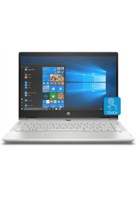 "Ноутбук HP Pavilion x360 14"" 2 в 1 Convertible (14-dh2011nr) Silver"