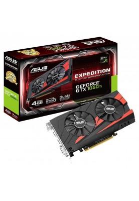 Видеокарта ASUS GeForce GTX 1050 Ti 4GB GDDR5