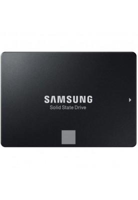 SSD накопитель Samsung 860 EVO 2.5 2 TB (MZ-76E2T0B)