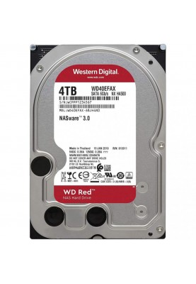 Жесткий диск WD Red 4 TB (WD40EFAX)
