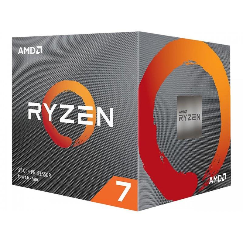 Процессор AMD Ryzen 7 3700X (100-100000071BOX)