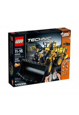 Авто-конструктор LEGO Technic Автопогрузчик Volvo L350F с дистанционным управлением (42030)