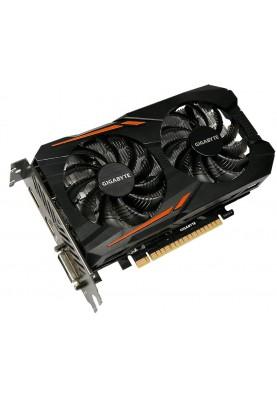 Видеокарта Gigabyte GeForce GTX 1050 Ti OC 4G GDDR5