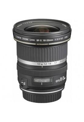 Широкоугольный объектив Canon EF-S 10-22mm f/3,5-4,5 USM
