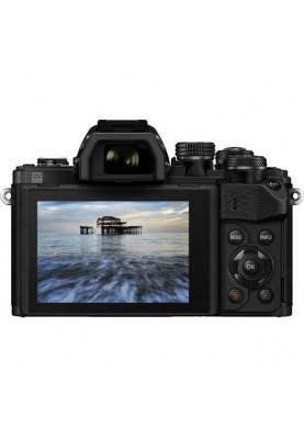 Беззеркальный фотоаппарат Olympus OM-D E-M10 Mark II kit (14-42mm) IIR