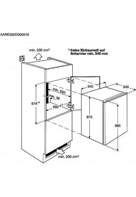 Холодильная камера Electrolux ERN1300AOW