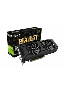 Видеокарта Palit GeForce GTX 1060 Dual 6GB GDDR5
