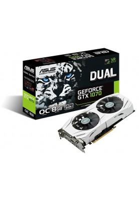 Видеокарта ASUS DUAL-GTX1070-O8G