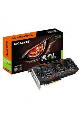 Видеокарта Gigabyte GeForce GTX 1070 Ti GAMING OC 8GB GDDR5