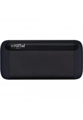 SSD накопитель Crucial X8 1 TB (CT1000X8SSD9)