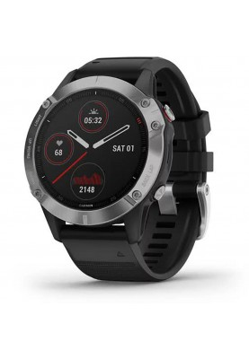 Спортивные часы Garmin Fenix 6 Silver (010-02158-00)