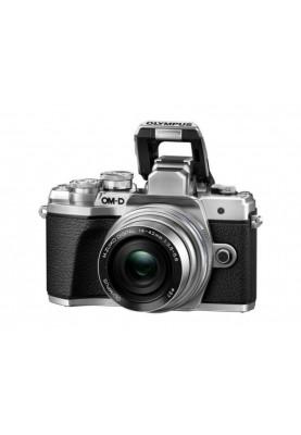 Беззеркальный фотоаппарат Olympus OM-D E-M10 Mark II kit (14-42mm + 40-150mm)