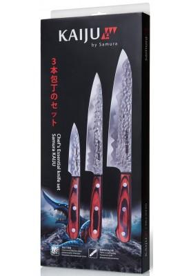 Набор ножей из 3 предметов Samura KAIJU SKJ-0220