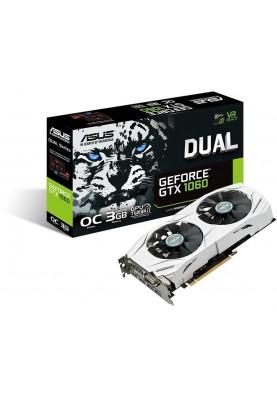 Видеокарта ASUS DUAL-GTX1060-O3G