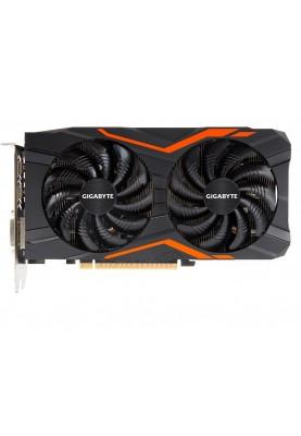 Видеокарта Gigabyte GeForce GTX 1050 Ti WF OC 4GB GDDR5