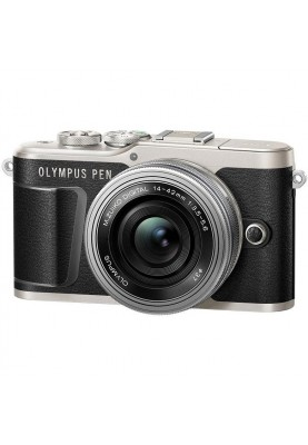 Беззеркальный фотоаппарат Olympus PEN E-PL9 kit (14-42mm) Black