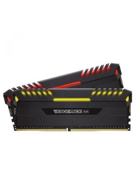 Память Corsair 16 GB (2x8GB) DDR4 3000 MHz Vengeance RGB (CMR16GX4M2C3000C15)