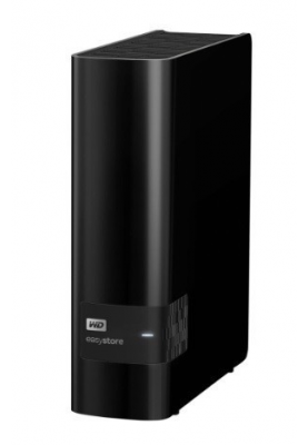 Жесткий диск WD easystore 10 TB Black (WDBCKA0100HBK-NESN)