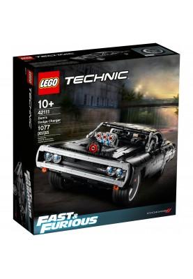 Авто-конструктор LEGO Technic Додж (42111)