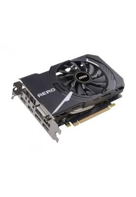 Видеокарта MSI GeForce GTX 1060 AERO ITX 6G OC