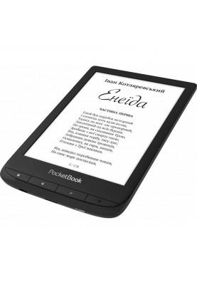 Электронная книга PocketBook 628 Touch Lux 5 Ink Black (PB628-P-CIS)