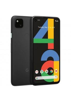 GOOGLE Смартфон Google Pixel 4a 6/128GB Just Black