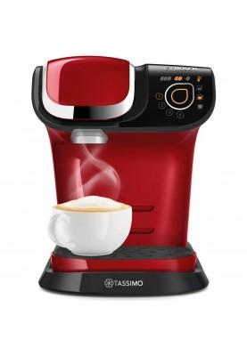 Капсульная кофеварка эспрессо Bosch Tassimo My Way 2 TAS6503