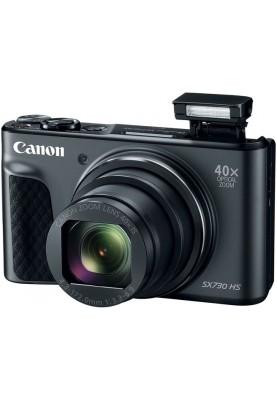 Компактный фотоаппарат Canon PowerShot SX730 HS Black