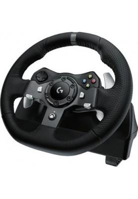 Комплект (руль, педали) Logitech G920 Driving Force (941-000123)