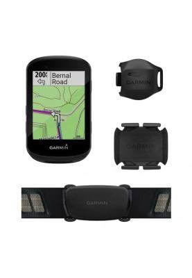 Навигатор для велосипеда Garmin Edge 530 Sensor Bundle (010-02060-10)