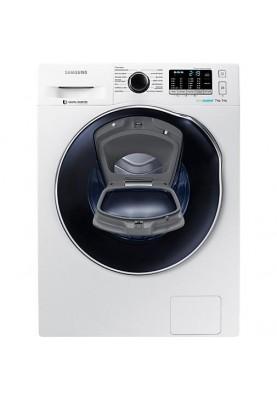 Стирально-сушильная машина автоматическая Samsung WD90J6A10AW