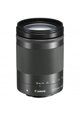 Универсальный объектив Canon EF-M 18-150mm f/3,5-6,3 IS STM (1375C005)