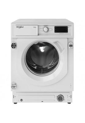 Встраиваемая стиральная машина Whirlpool BI WDWG 961484EU