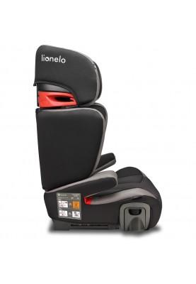 Автокресло Lionelo Hugo Leather Black (LO.A.HU01)