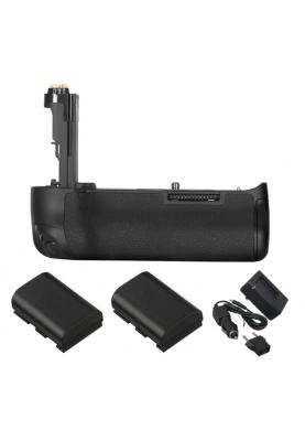 Батарейный блок VIVITAR BATTERY GRIP FOR CANON EOS MARK (VIV-PG-5DMIV)