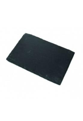 Доска сервировочная для сыра 33x23см (чёрная) BOSKA BSK359001